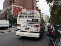 Нью-Йорк. Novabus RTS AT7996