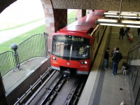 Нюрнберг. Siemens VAG-Baureihe DT3-F № 766