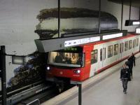 Нюрнберг. Siemens VAG-Baureihe DT3 № 707