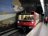 Нюрнберг. Siemens VAG-Baureihe DT3 № 740