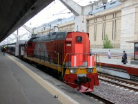 Санкт-Петербург. ТЭМ18В-039