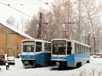 Ногинск. 71-608КМ (КТМ-8М) №1, 71-608К (КТМ-8) №3