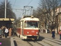 Пятигорск. Tatra T3SU №119