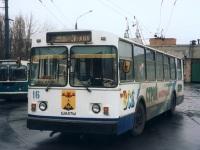 Шахты. ВМЗ-100 №16, ЗиУ-682Г00 №29