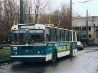 Шахты. ЗиУ-682Г00 №29