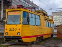 Санкт-Петербург. ТС-34Д №ВД-3