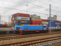 Москва. ТЭМ18Д-135