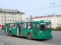 Петрозаводск. ЗиУ-682В00 №244