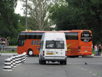 Москва. Нижегородец-2227 (Ford Transit) ат997, Neoplan N1116 Cityliner а111ат
