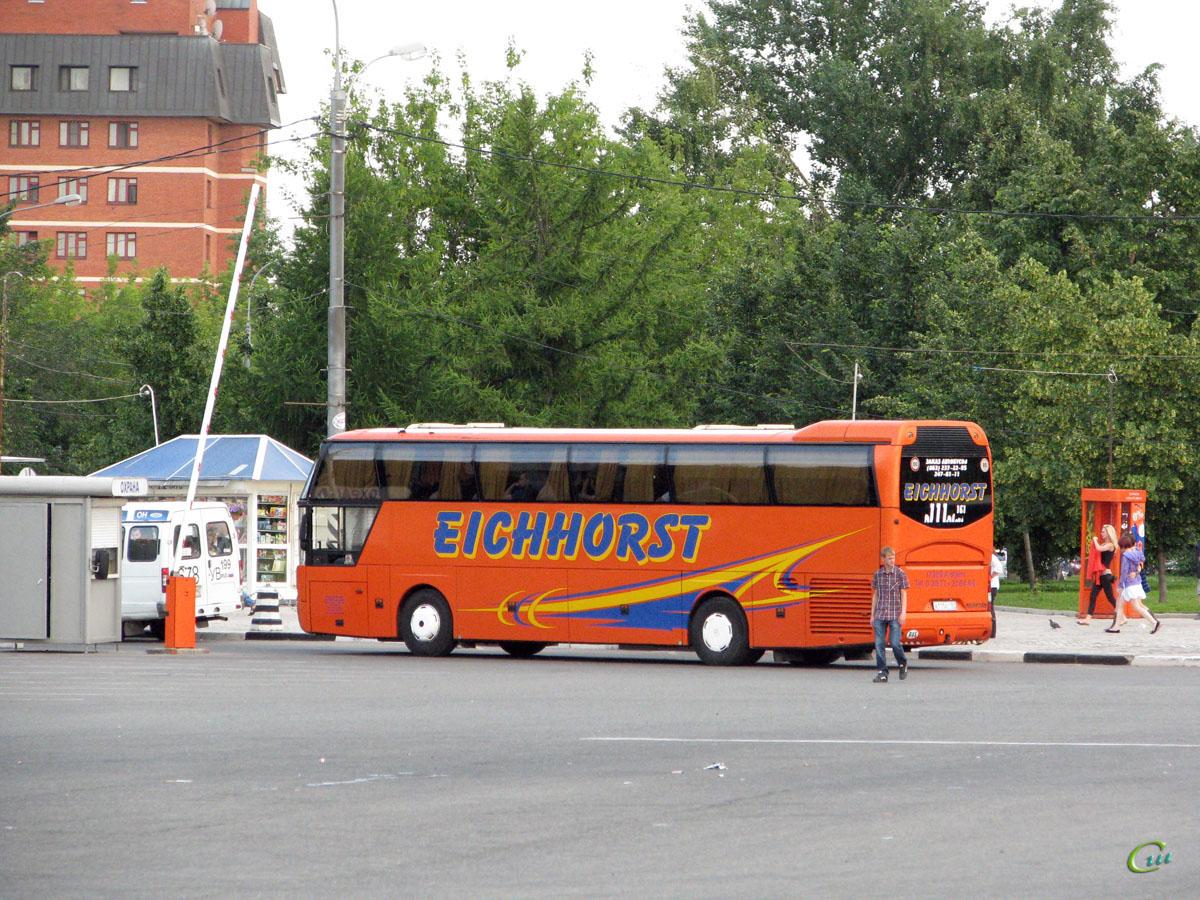 Москва. Neoplan N1116 Cityliner а111ат, ГАЗель (все модификации) н678ув