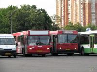 Москва. FIAT Ducato 244 ее505, ЛиАЗ-5256.25 ат297, МАЗ-107.065 ат112