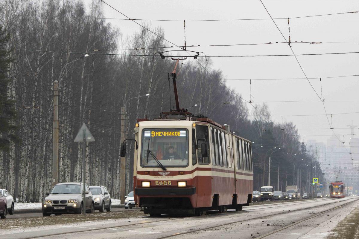 Санкт-Петербург. ЛВС-86К №5066