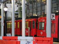 Сан-Диего. Siemens SD100 №2025, Siemens S70 LRV №4062