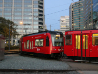 Сан-Диего. Siemens SD100 №2025, Siemens S70 LRV №4065