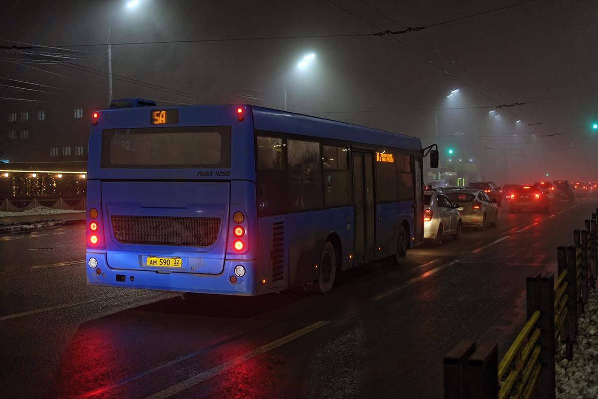 Брянск. ЛиАЗ-4292.60 ам590