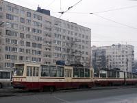 Санкт-Петербург. ЛВС-86К №7010, ЛМ-68М №7549