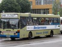 Липецк. Mercedes-Benz O405 м944ок