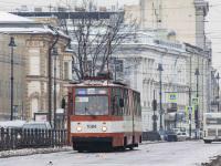 Санкт-Петербург. ЛВС-86К №1084, Волжанин-6270.06 СитиРитм-15 в534ар