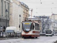 Санкт-Петербург. 71-134А (ЛМ-99АВН) №1348, Волжанин-6270.06 СитиРитм-15 в538ар