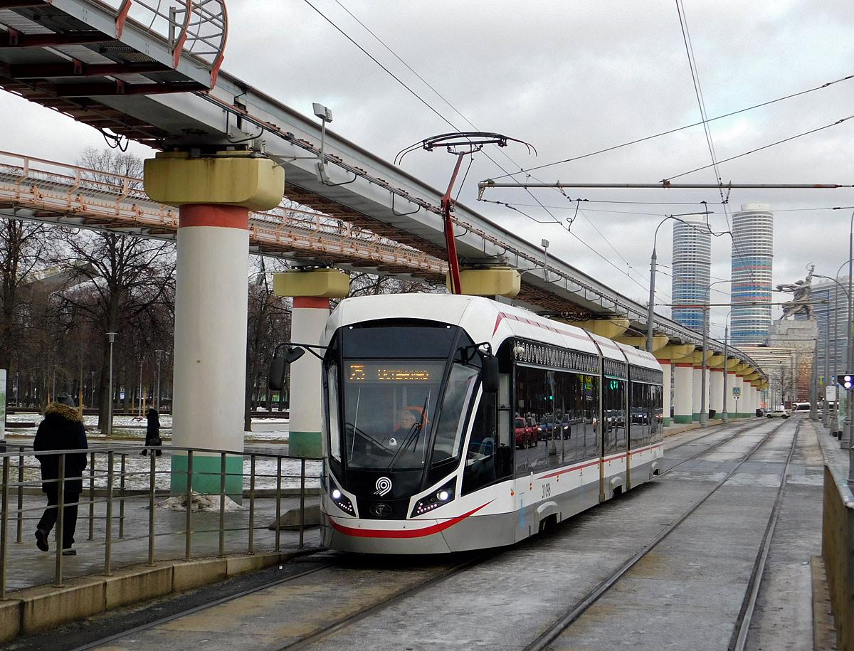 Москва. 71-931М Витязь-М №31096