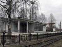 Санкт-Петербург. Вокзал станции Кушелевка
