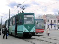 Конотоп. К1 №102, 71-605 (КТМ-5) №94
