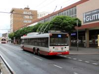 Усти-над-Лабем. Škoda 28Tr Solaris №421