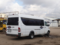 Евпатория. Луидор-2232 (Mercedes-Benz Sprinter) н588уе