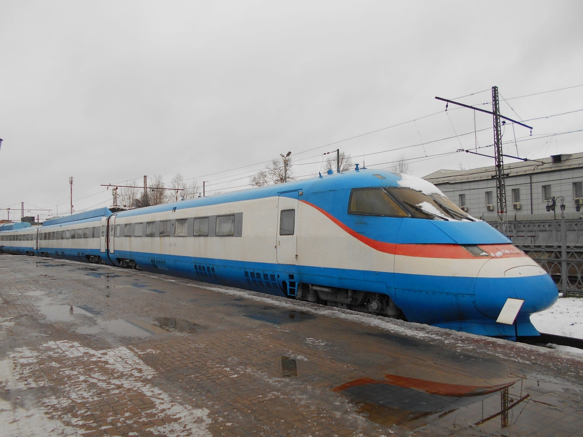 Москва. ЭС250-01 Сокол
