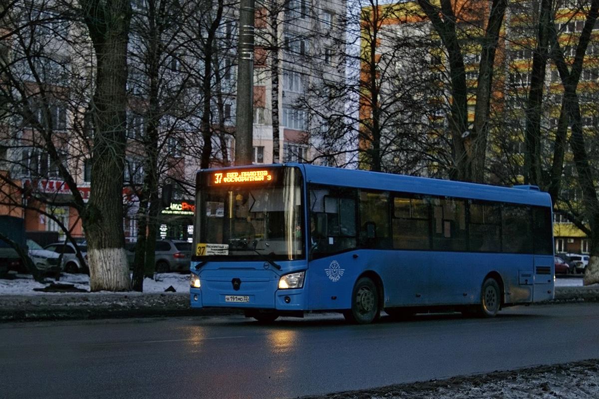 Брянск. ЛиАЗ-4292.60 н191мо