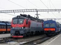 Брянск. АЧ2-121, ЭП20-055