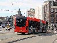 Амстердам. VDL Citea SLFA-181 Electric 49-BLG-6