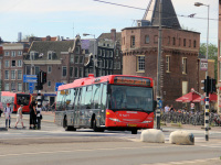 Амстердам. Scania OmniLink CK230UB BZ-PH-77