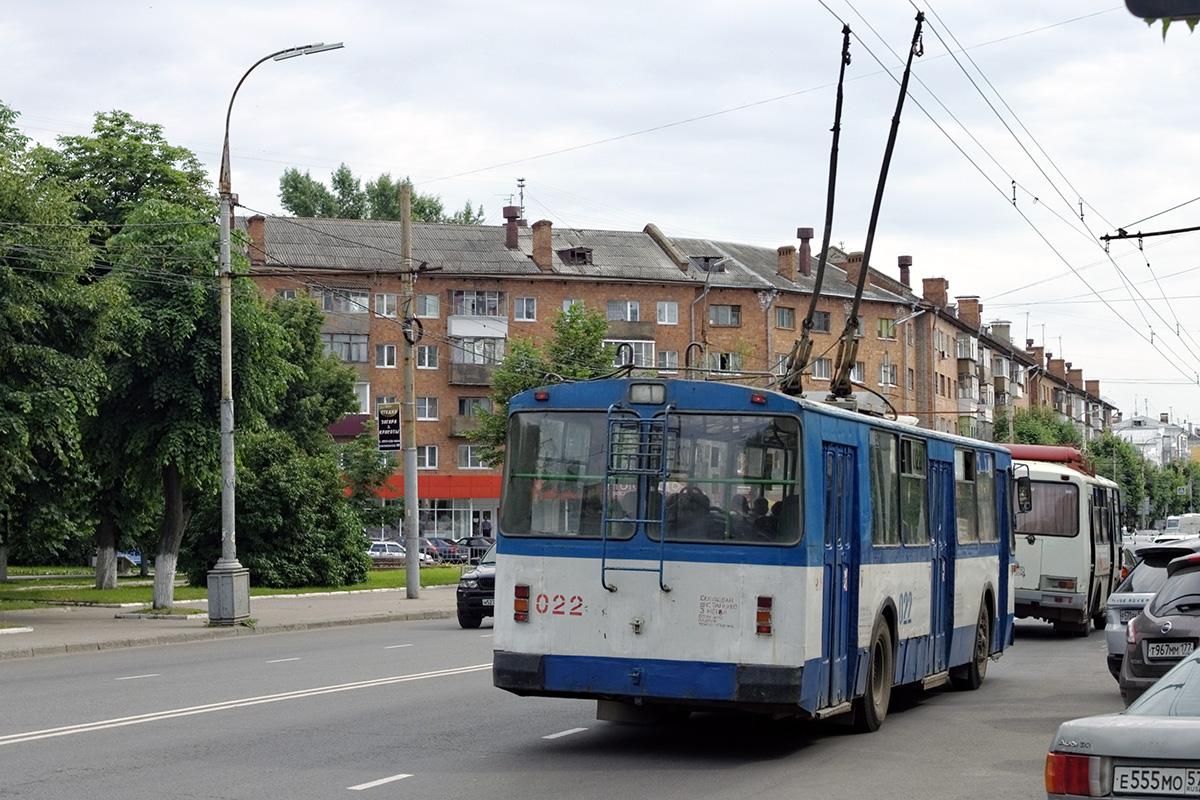 Орёл. ЗиУ-682Г-016 (ЗиУ-682Г0М) №022