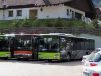 Больцано. Setra S415NF ES 823TJ, Setra S415UL DC 715DM