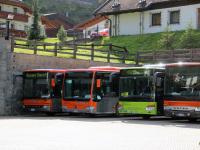 Больцано. Mercedes-Benz O530 Citaro EL 802DT, Setra S315NF BN 696SY, Setra S415NF ES 819TJ, Setra S415UL DC 715DM