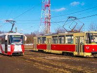 Тула. 71-153 (ЛМ-2008) №1, Tatra T6B5 (Tatra T3M) №27