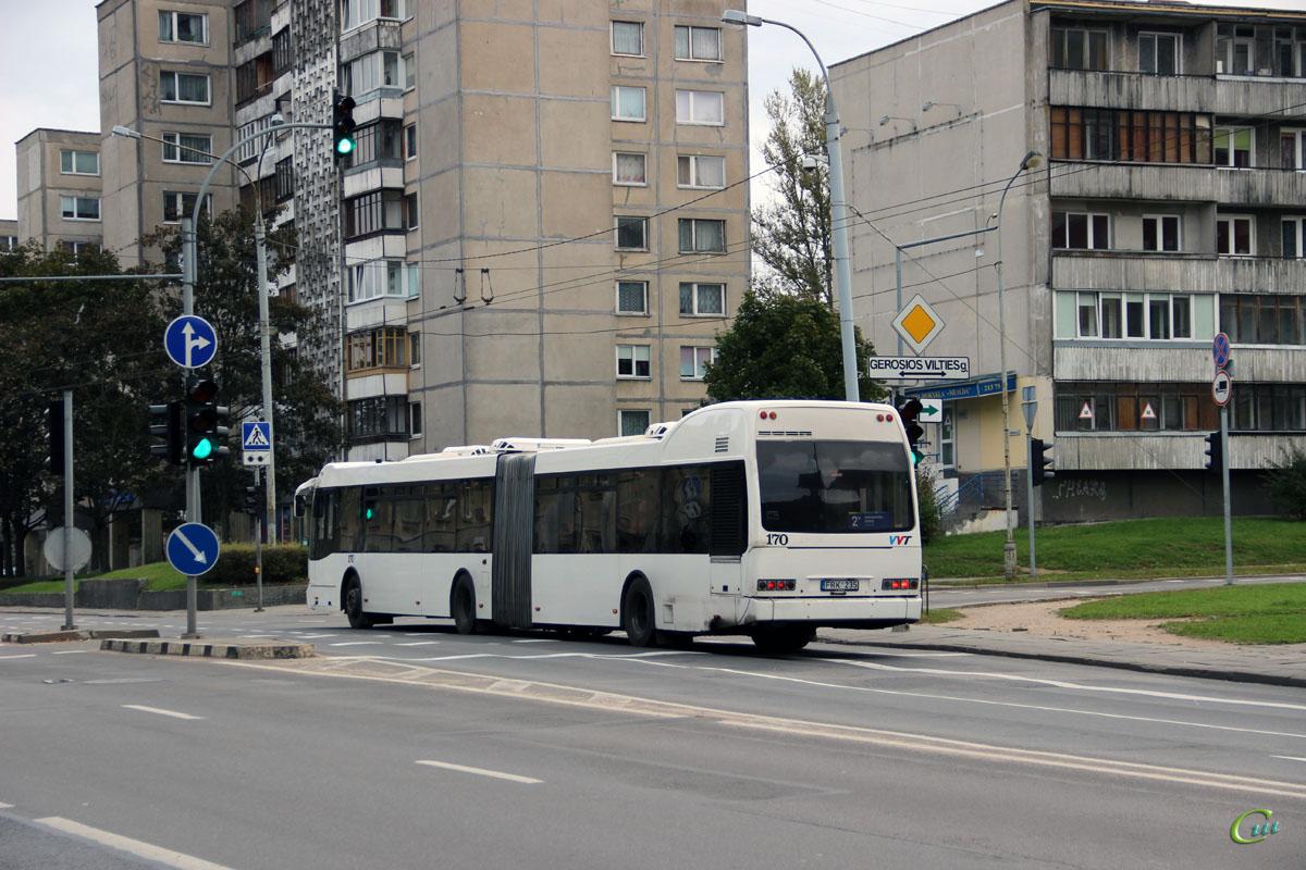 Вильнюс. Berkhof Jonckheer-G FRK 235