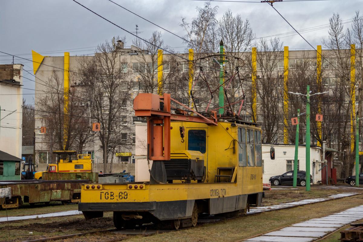 Санкт-Петербург. ЛМ-68М №ГСВ-69