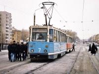 Нижний Тагил. 71-605 (КТМ-5) №43, 71-605 (КТМ-5) №7