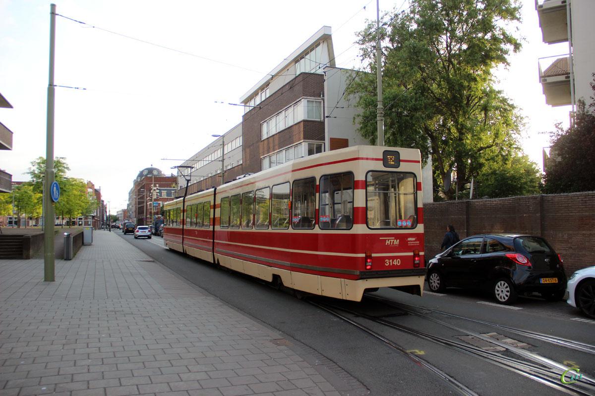 Гаага. BN GTL8-II №3140