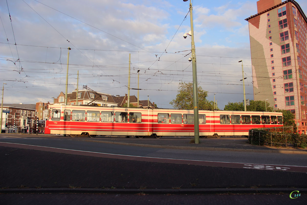 Гаага. BN GTL8-II №3119