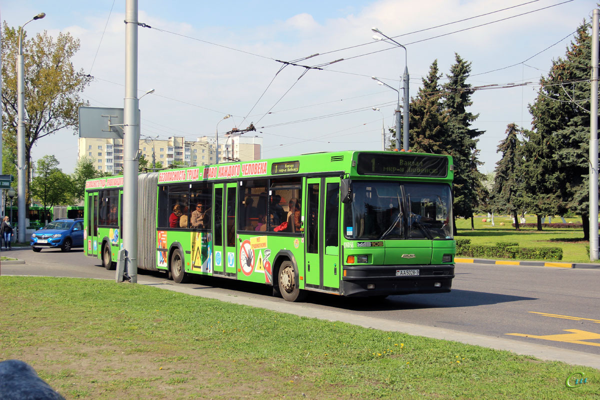 Гомель. МАЗ-105.060 AA5028-3
