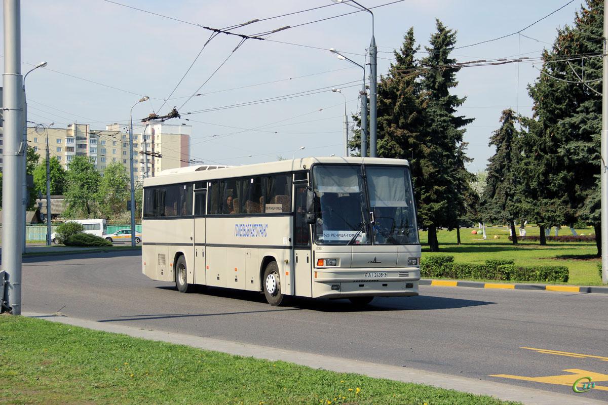 Гомель. МАЗ-152.062 AI2438-3