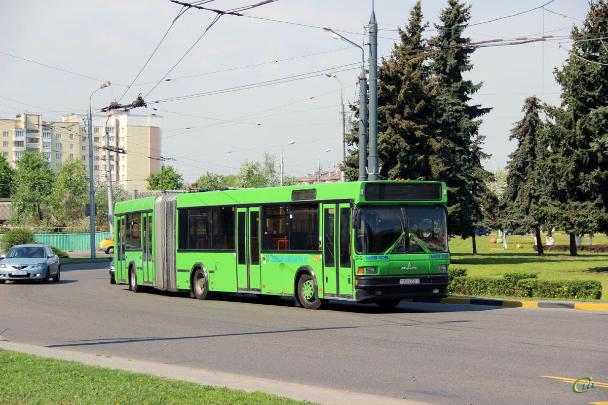 Гомель. МАЗ-105.065 AB8358-3
