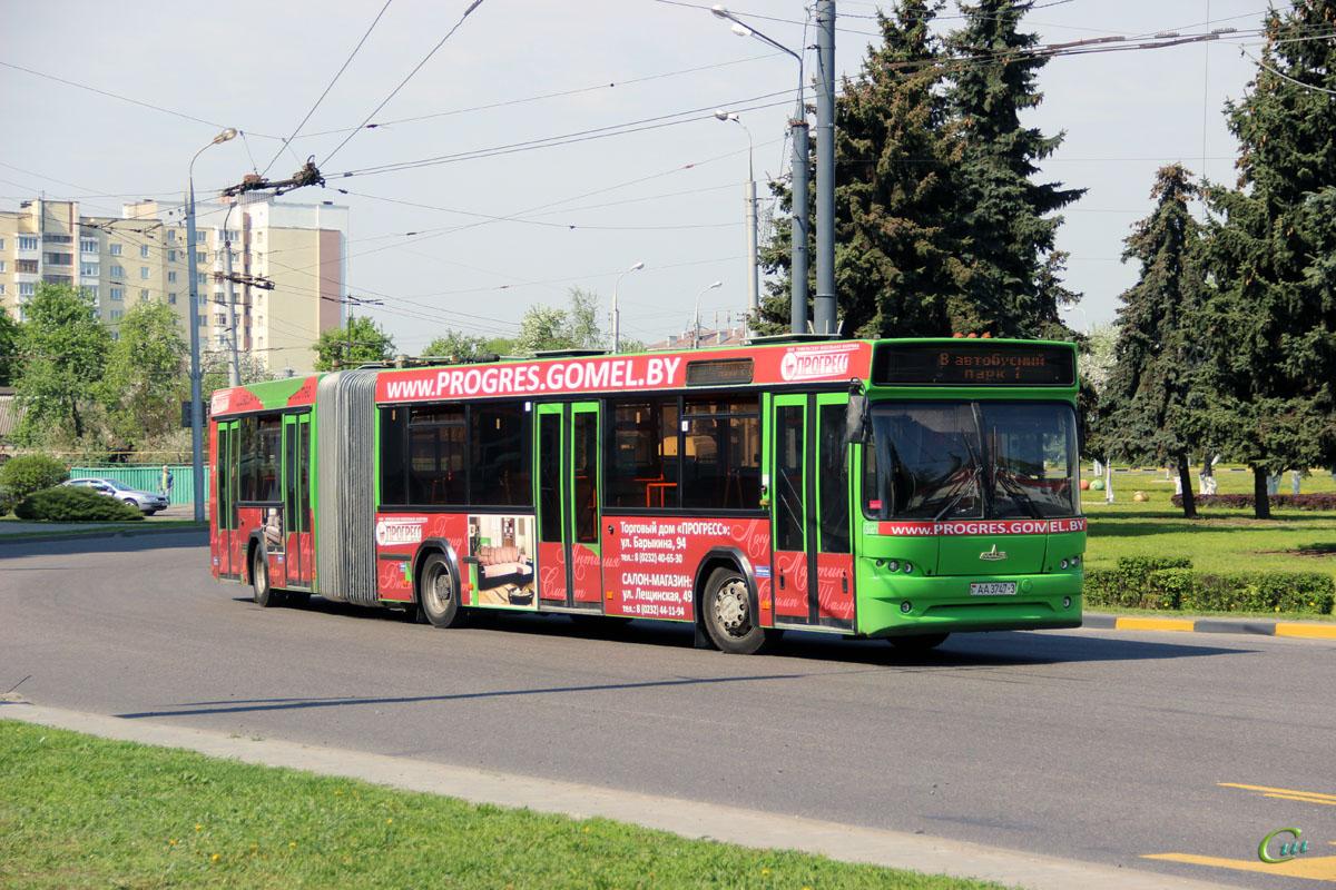 Гомель. МАЗ-105.465 AA3747-3
