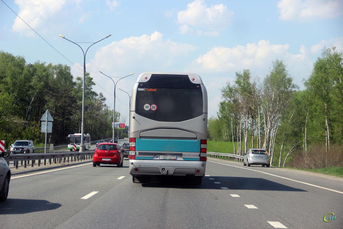 Москва. Neoplan N1116 Cityliner н485хм