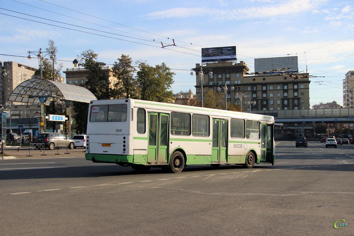 Москва. ЛиАЗ-5256.25 ао660