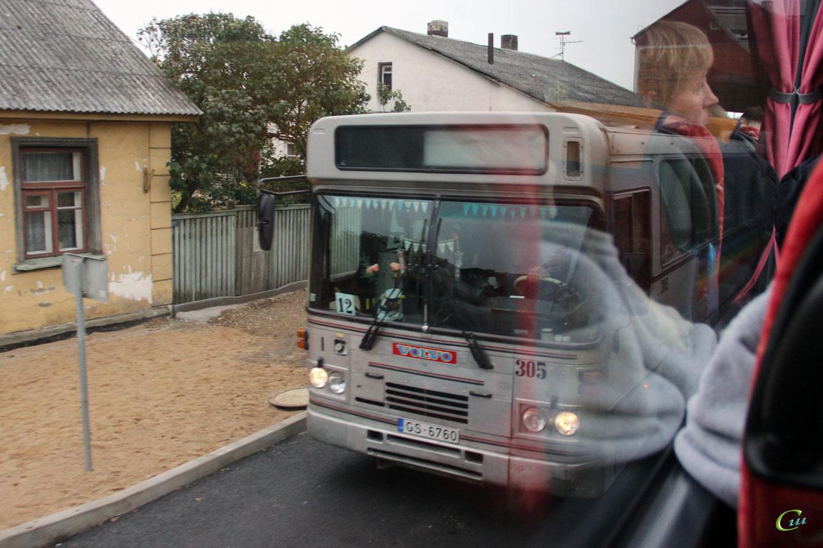 Даугавпилс. Säffle (Volvo B10MA-55) GS-6760