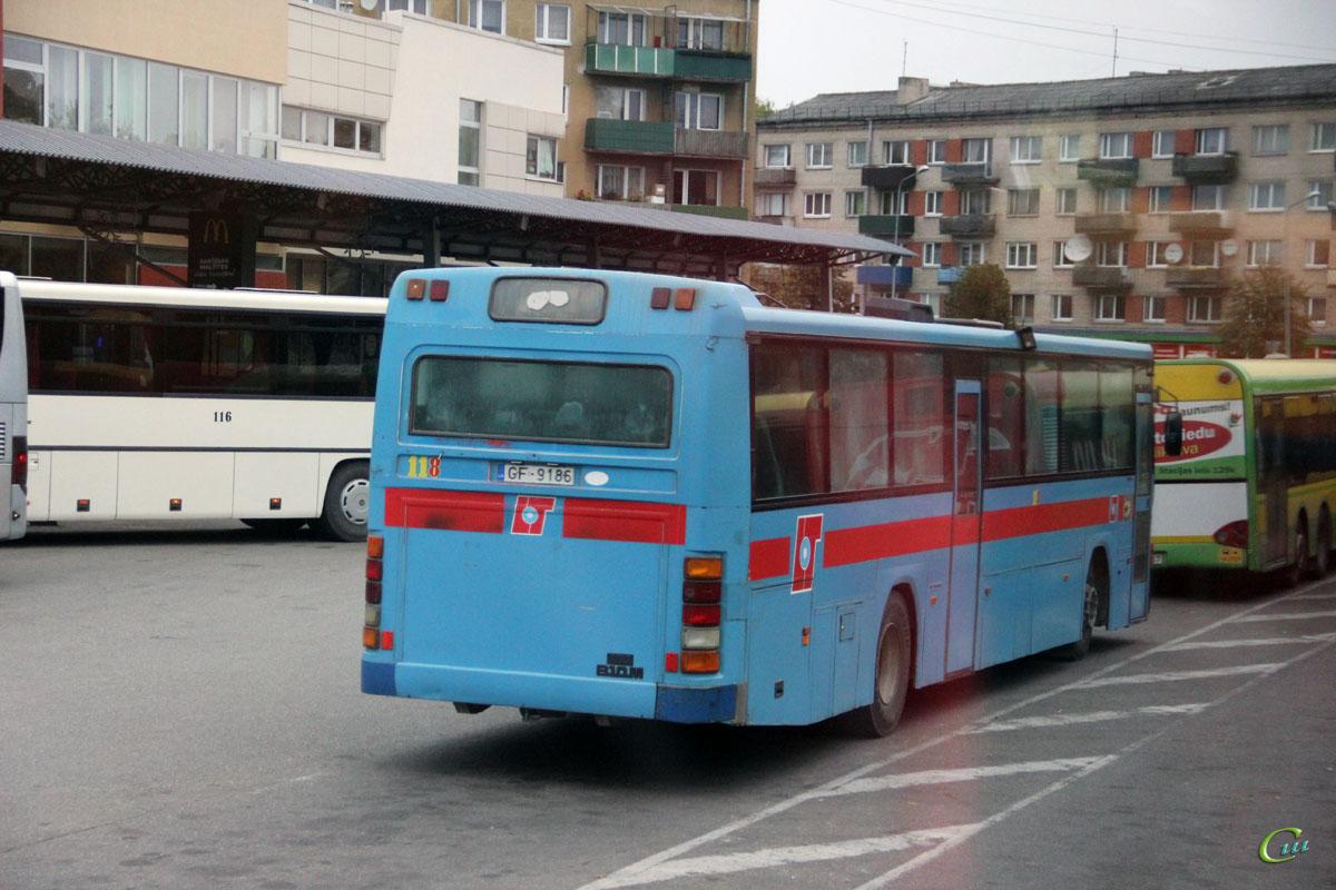 Даугавпилс. Säffle 2000 (Volvo B10M-65) GF-9186